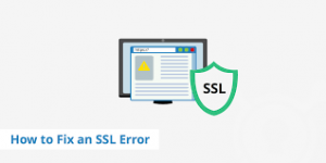 Causes of an SSL Error
