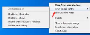 Disable or remove antivirus to fix Error 0x80072efd