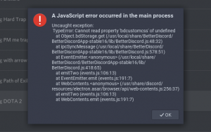 An Ultimate Guide How To Fix Discord Javascript Error