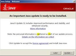 error code 1603 - The installation or update of Java is not completed