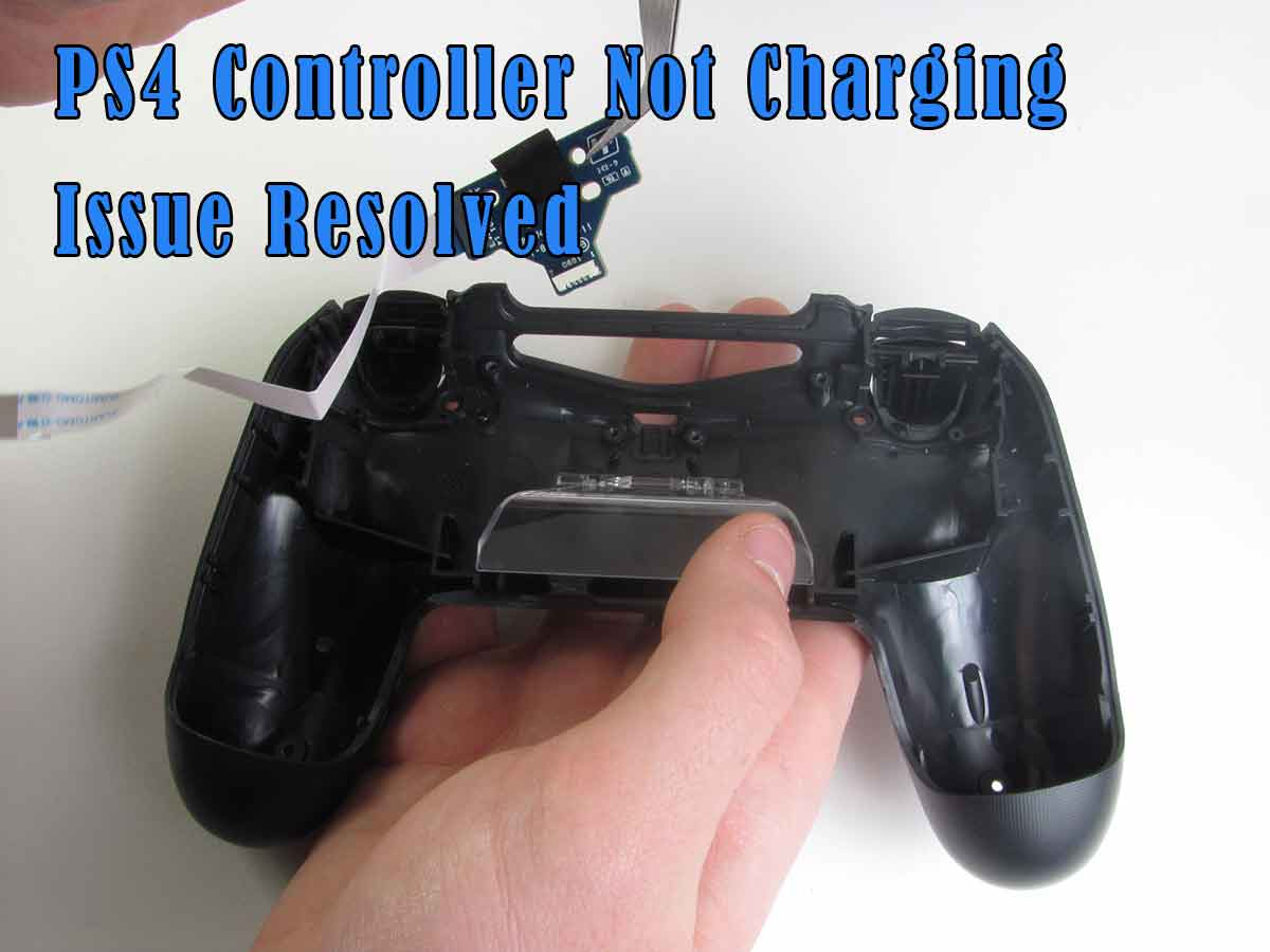 Possible solutions for the PS4 controller Not Charging