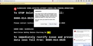 Uninstall RiskWare.IFEOHijack From Registry
