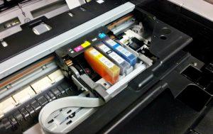 Printing single cartridges