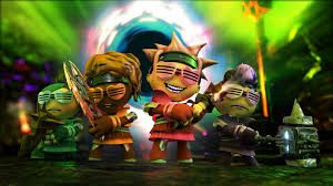 Characters in Super Dungeon Bros