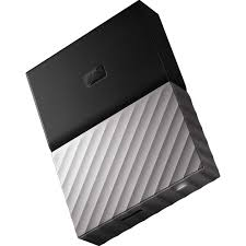 WD MY PASSPORT ULTRA EXTERNAL HARD DRIVE 4 TB
