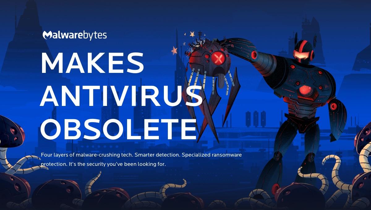 Malwarbytes antivirus