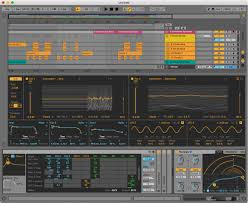 Ableton live-daw-record-music-software