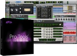 music-record-via-Avid Pro Tools
